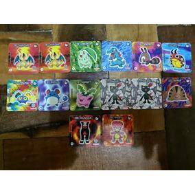Cards Tazo Pokémon