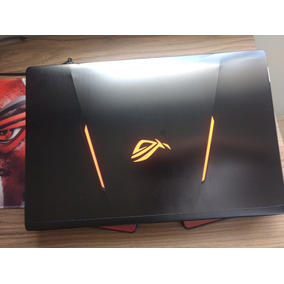 Notebook Asus Gamer Rog Strix Gl553v Intel Core I7 16gb