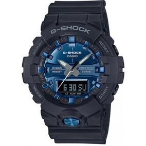 085b5686d8d Relógio Casio Fundo Azul Masculino Novo - Joias e Relógios no ...