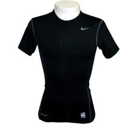 893f79bb4c Camisa Compressão Nike Pro Combat Preta Original