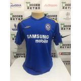 Camisa Chelsea 2005-06 Crespo 21 Premier League 3f3d2d80a34c8