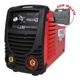 Máquina De Solda Inversora Mma130ed Com Maleta 130a-fortgpro
