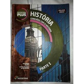 Livros Moderna Plus - Conexões Com A História Vol.1 Vitrine