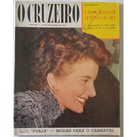 Revista O Cruzeiro 1955 Caftismo E Maçonaria Leilõe De Mulhe
