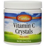 Cristales De Vitamina C No Carlmo Labs De Carlson, 6 Onza