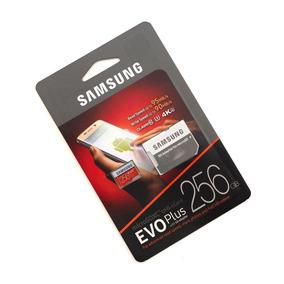 Cartão Evo Samsung 256gb Micro Sd 95mb/s S9 J7 S7 S8 Samsung