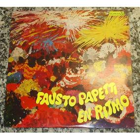 Lp - Vinilo Fausto Papetti En Ritmo