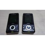 Cel Sony Ericsson W205 Telcel Funcionando Ok