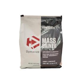 Proteina Dymatize Super Mass Gainer 12 Lb Chocolate