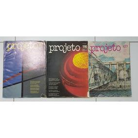 Vendo 03 Revistas Projeto 1986/1988/1989