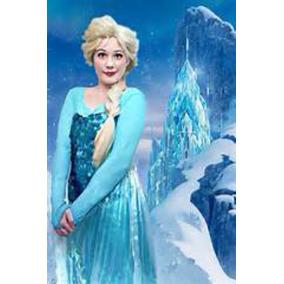 Disfraz Elsa Frozen Adulta - Disfraces en Mercado Libre México 7c278872f23d