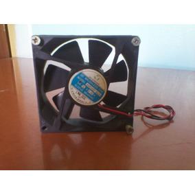 Fan Cooler 8x8x2,5 Cm De 12v