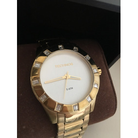 Relógio Technos Feminino Elegance Crystal Swarovski - Relógios no ... 0f71415b4c