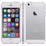 iPhone 5s Apple 16gb Prateado Anatel Original