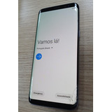 Samsung Galaxy S8 Ametista 64gb Dual Chip Seminovo
