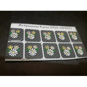 Adhesivos Para Uñas (artesanales).