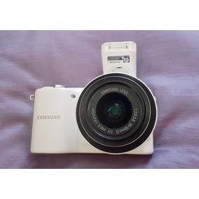 Camera Samsung Nx2000 Em Perfeito Estado