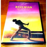 Dvd - Bohemian Rhapsody - Queen (nuevo Sellado).