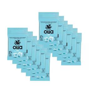 Kit Olla Preservativo Ice 3 Un Com 12 Packs - Cor Incolor