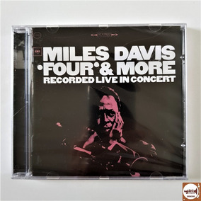 Miles Davis - Four & More: Record Live In Concert (1966)