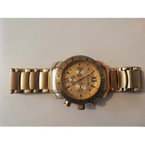 3c13272913c Relógio Atlantis Dourado Bvl - Relógios De Pulso no Mercado Livre Brasil