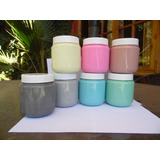 Pintura A La Tiza, Chalk Paint, 380grs