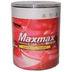 Dvd Virgen Maxmax