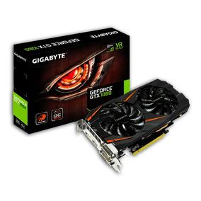 Placa Video Geforce Gigabyte Gtx 1060 6gb Windforce Logg