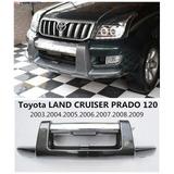 Sobre Bumper Toyota Land Cruiser Prado