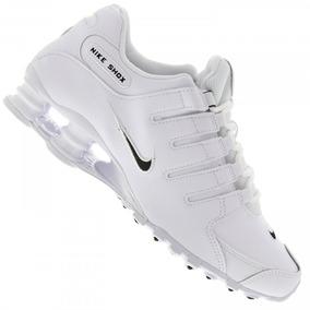 Tenis Nike Shox Nz 501524 106 Original C Nota Fiscal