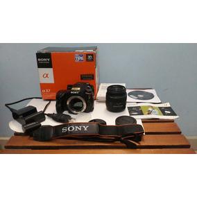 Camara Sony 37 Alpha (para Repuestos) +accesorios