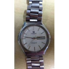 720bb95ca2a Relogio Tissot Funcionando Raridade Colecionador - Relógios no ...