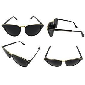 Oculos Sol Oval Grande Retro Vintage - Óculos no Mercado Livre Brasil cf5eb865db