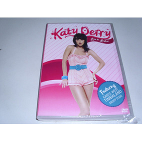 Dvd Musical Katy Perry Live In London ! Original !