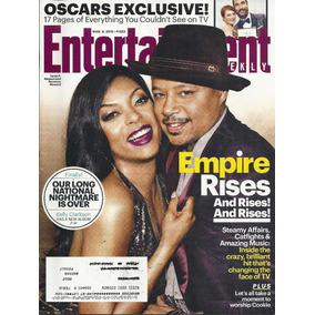 E Weekly: Taraji P. Henson E Terrence Howard / Festa Oscar