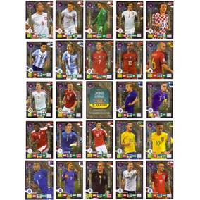 Cards Xl Copa 2018 Adrenalyn Road To Russia Limited Avulsos