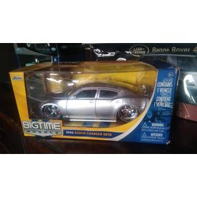 Vendo Dodge Charger Str8 2006 Marca Jada Escala 1/24
