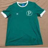 Camisa adidas Palmeiras Retrô (tamanho G)