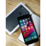 Iphone 7 128 Gb Brack Original Novo