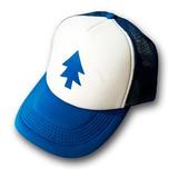 Gravity Falls Dipper Pine Gorro Ajustable + Regalos