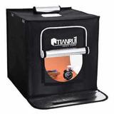 Carpa Fotografica Caja Luz Foto Catalogo Portatil 42x42