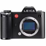 Leica Sl+flash Sf64+ Lente 24-90 + Handgrip - Quase Nova!!!