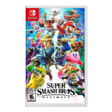 Super Smash Bros Ultimate -- Nintendo Switch