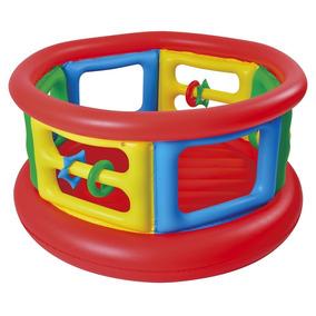 Pula Pula Inflável Infantil Jump Play Center Com Aneis