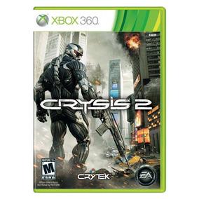 Crysis 2 Xbox 360 Original Seminovo