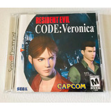 Resident Evil Code: Verónica / Sega Dreamcast - Fox Store