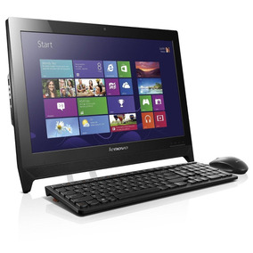 All In One Lenovo Intel Core I3 4gb 500gb - Novo