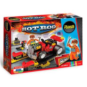 Juguete Rasti 01-1068 Hot Rod 185 Piezas