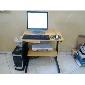 Computador Celeron 2.66 Ram 1 Gb Hd 80 Gb Dvd Rw Monitor 17
