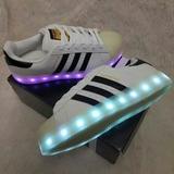 Zapatillas adidas Superstar Led Al Mayor Y Al Detal.